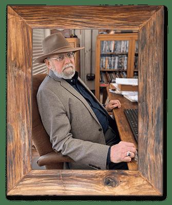 Author James Jennings